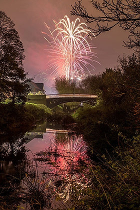 Newport Pagnell Fireworks