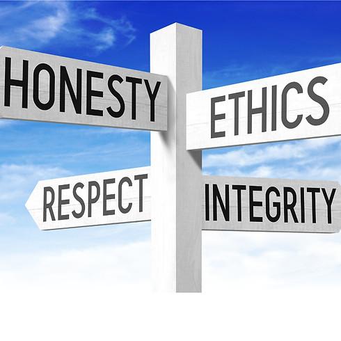 Ethics & Boundaries (9 hrs) - 💻 ONLINE