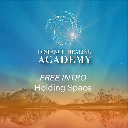 Free Intro: Holding Space