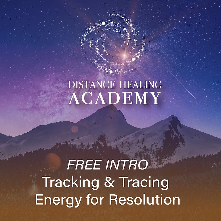 Free Intro: Tracking & Tracing Energy for Resolution - 💻 ONLINE