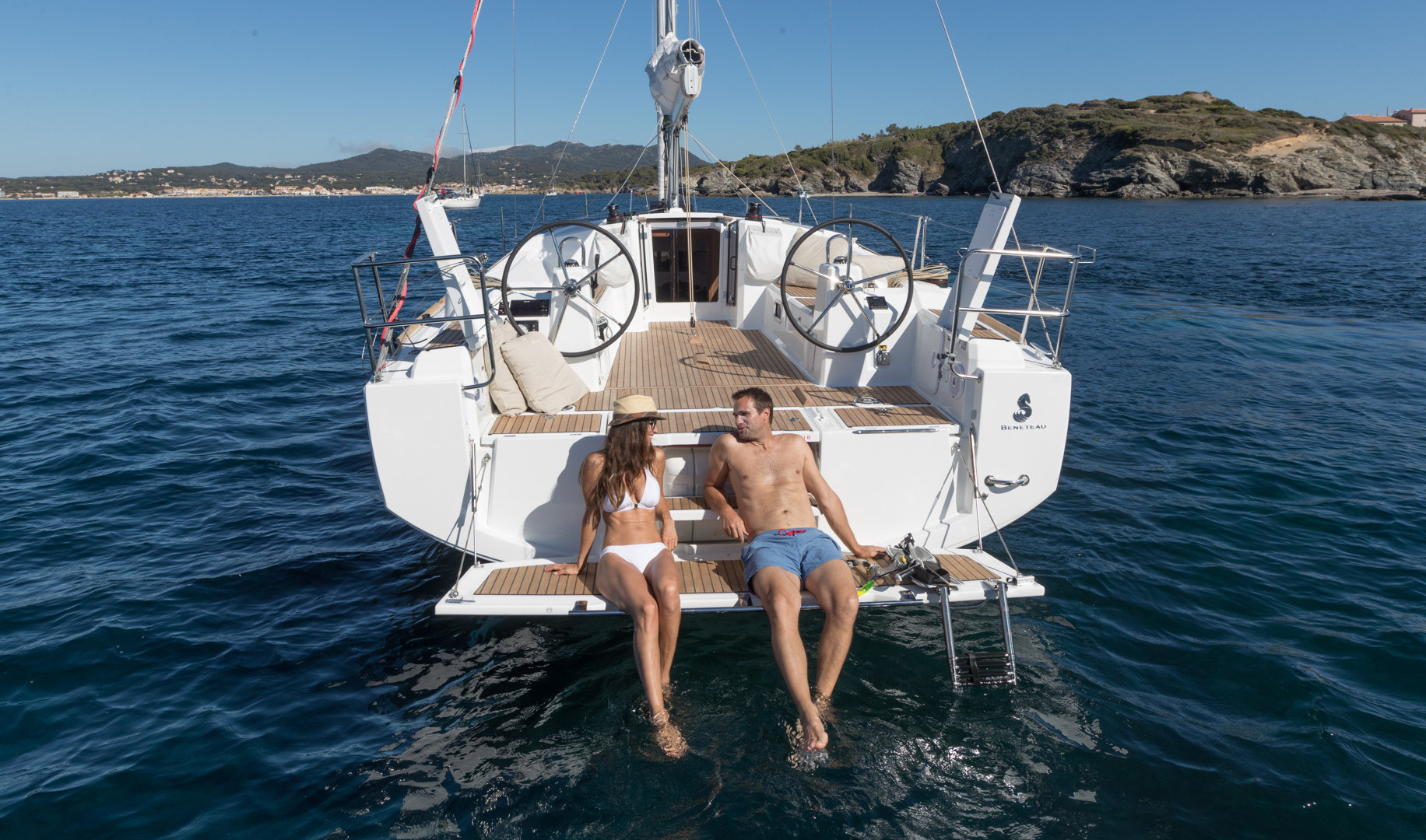 Oceanis 38.1 Boat Sale Cape Town abromow