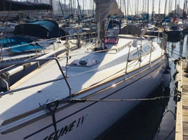 11Comfortina 39 Abromowitz Sharp Yacht S