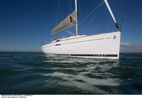 First 25 Sail  boat for sale Cape Town A