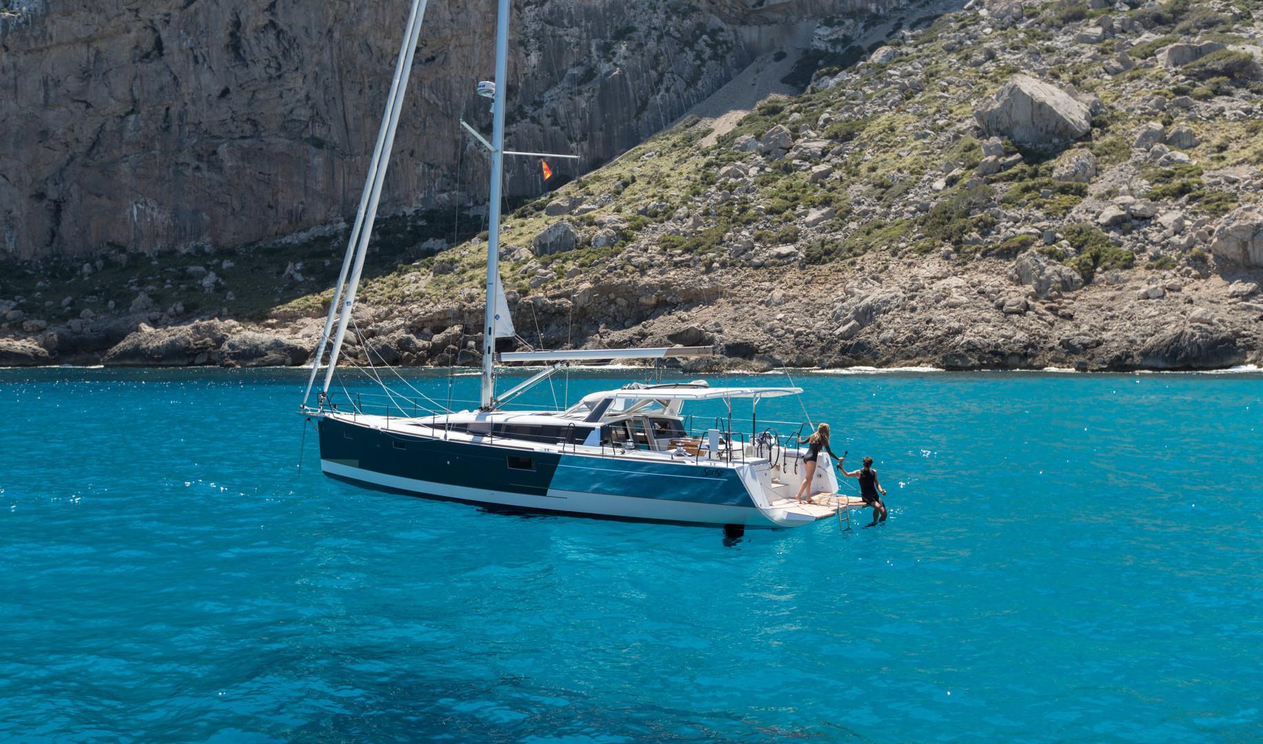 Sense 51 Sail  boat for sale Cape Town A