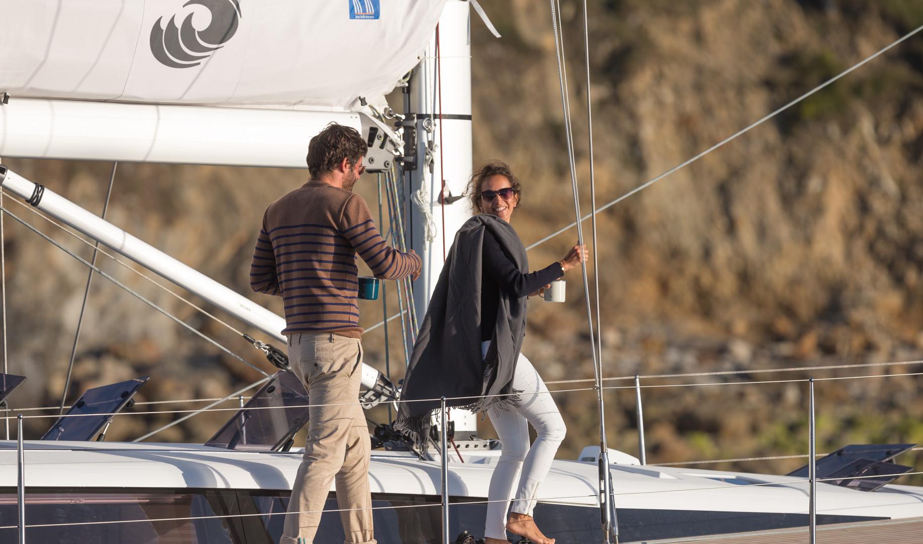 Sense 57 Sail  boat for sale Cape Town A