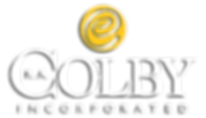 Colby Logo Black & Gold drop shadow.png