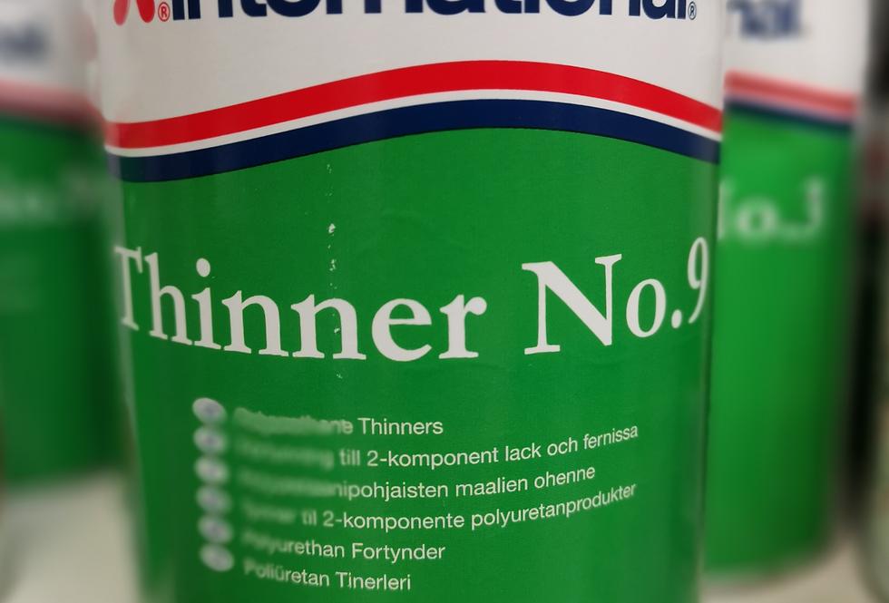 Thinners No. 9 (1 Litre) for Polyurethane
