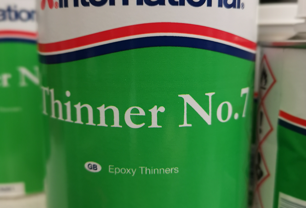 Thinners No. 7 (1 Litre) for Epoxy