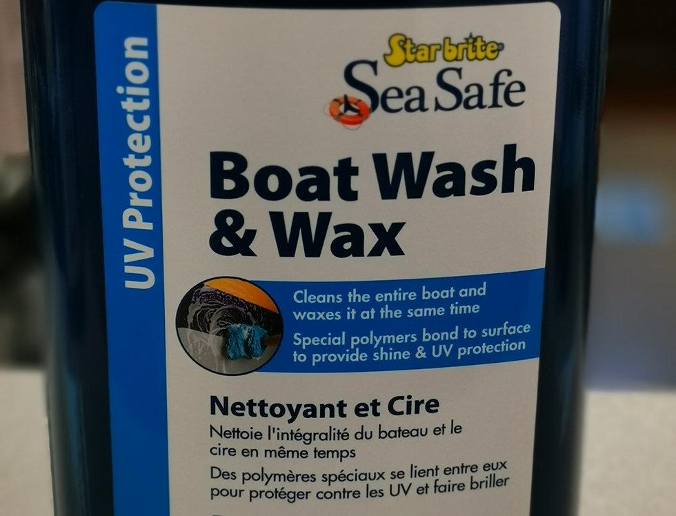 Wash & Wax 1000ml ECO