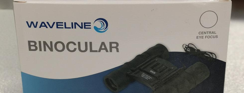 Waveline 10 x 25 Compact Binoculars