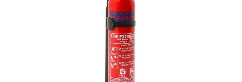 600g ABC Dry Powder Fire Extinguisher