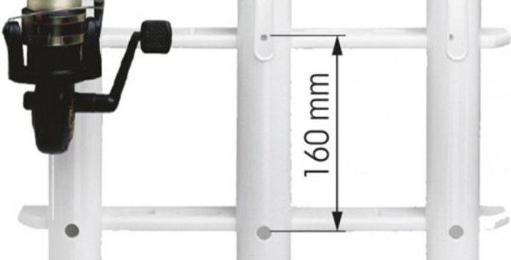 Fishing Rod Rack -3 Rod (Rod & Reel not included)