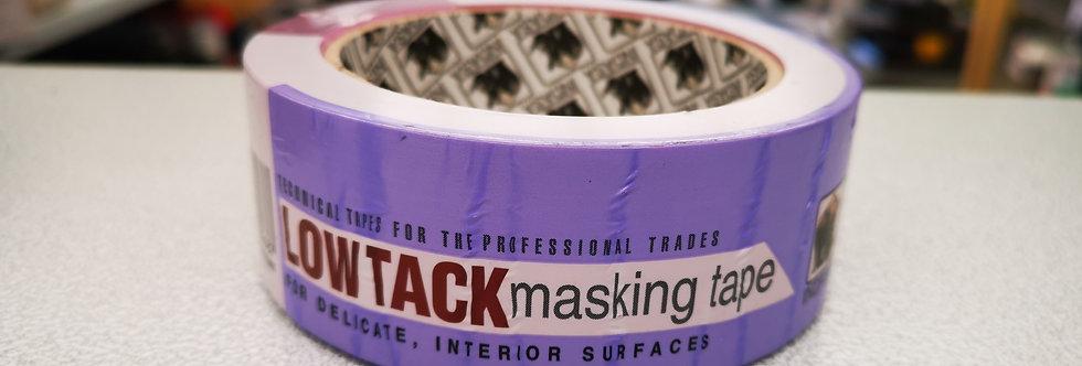 """38mm  1.5"""" Low Tack Masking Tape"""