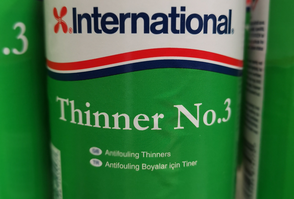 Thinners No. 3 (500ml) for Anti-Fouling