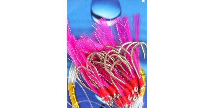 Neo Flash Commercial 25 Hook 100lb