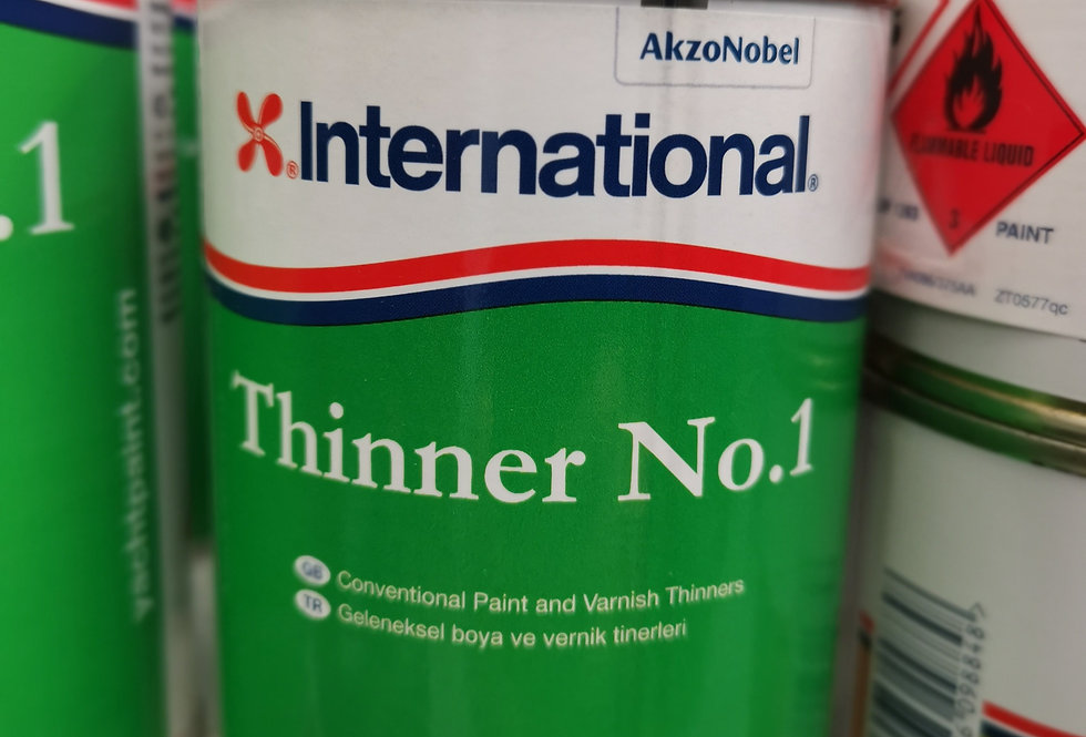 Thinners No. 1  (500ml) for conventional paint & primer
