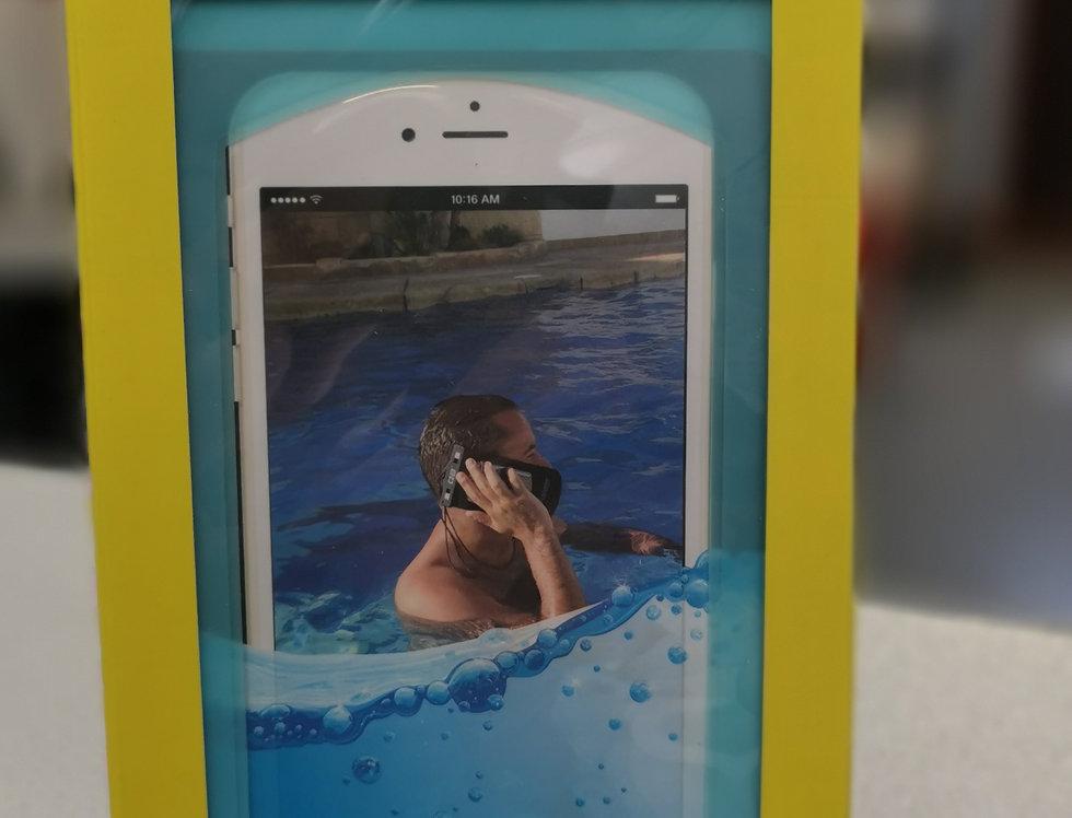 Submersible Phone Case Large (Aqua)
