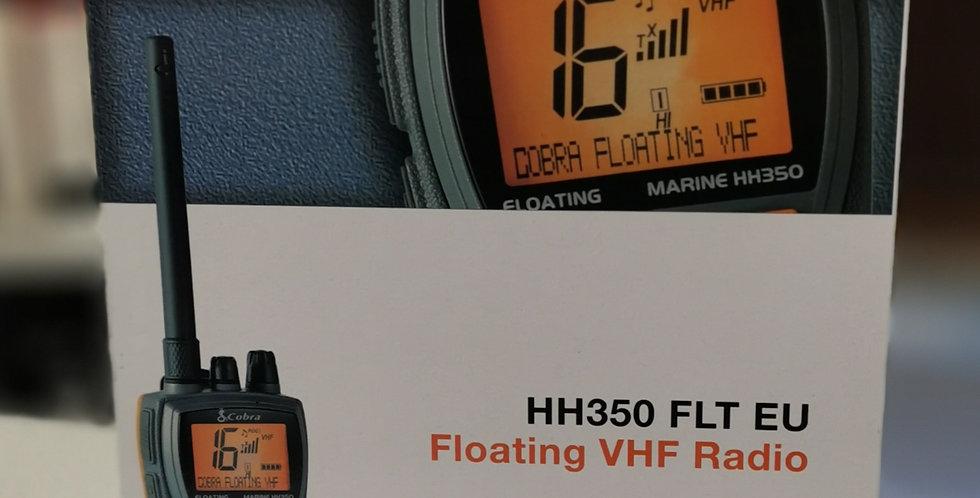 Cobra HH350 floating Marine VHF Radio