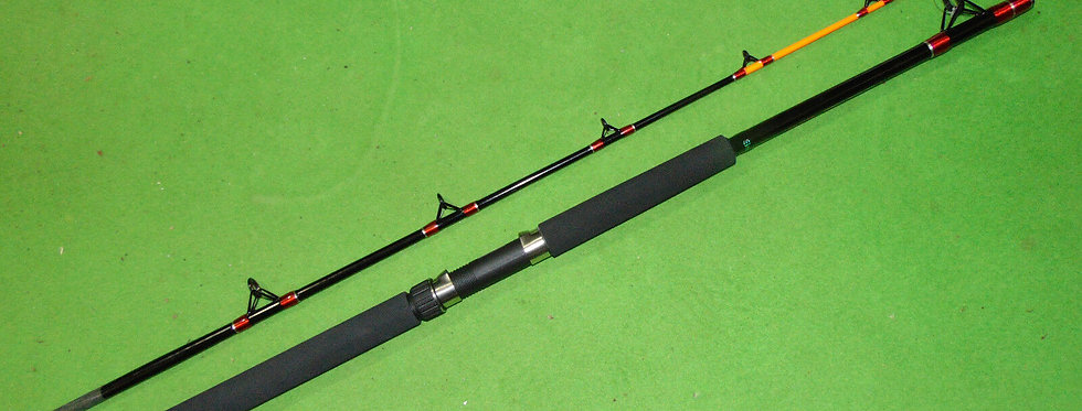 Outlaw 6' Boat Rod