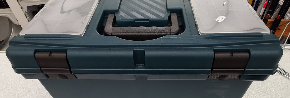 """20"""" Tackle Box with Lid Organiser"""