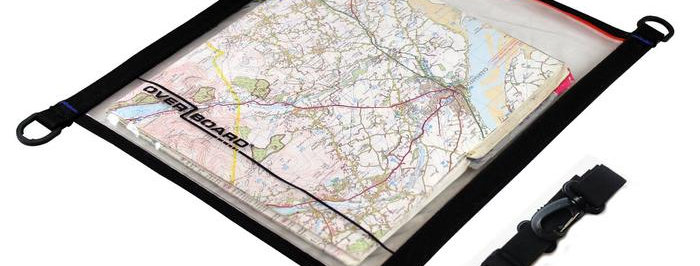 A4 Waterproof Chart or Map Case