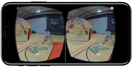 PLAYERS IQ TRAINING VR ROB MAC NBA