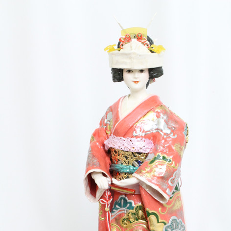 名古屋人形