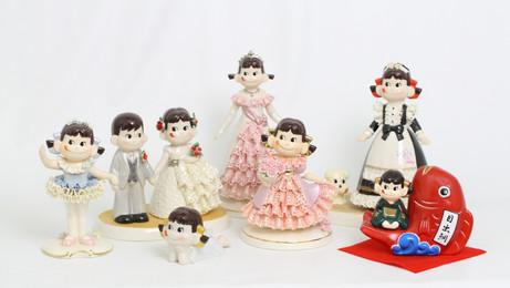 ペコちゃんシリーズ