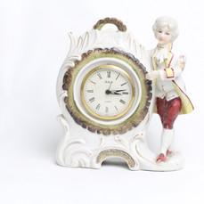 ノベルティ付き置時計
