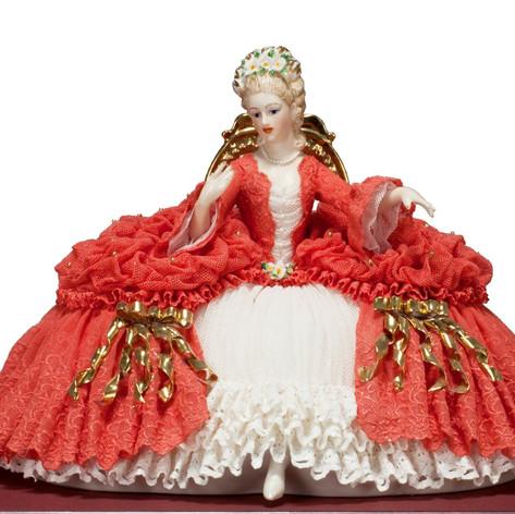 アン王女 (赤)