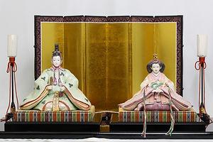 テーケ名古屋人形製陶 雛人形