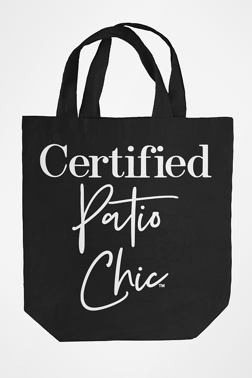 Certified Patio Chic Totes