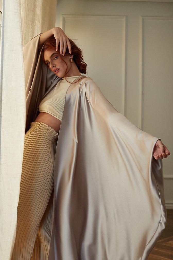 Abaya image from pre- fall 20