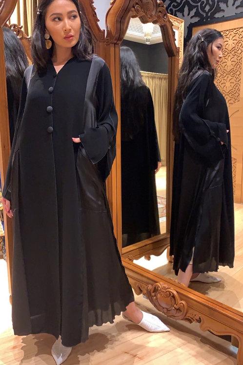 black silk pockets