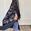 Thumbnail: Black dye, cotton and shefon reversible