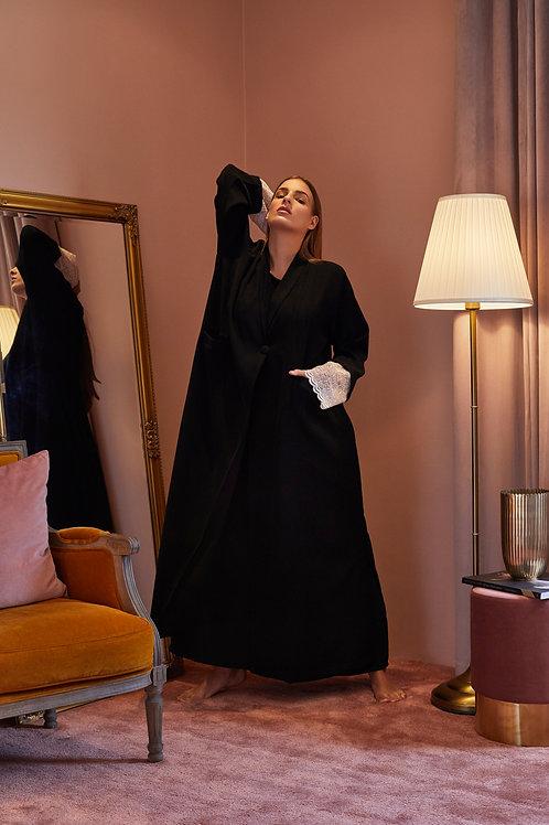 boudoir jacket abaya