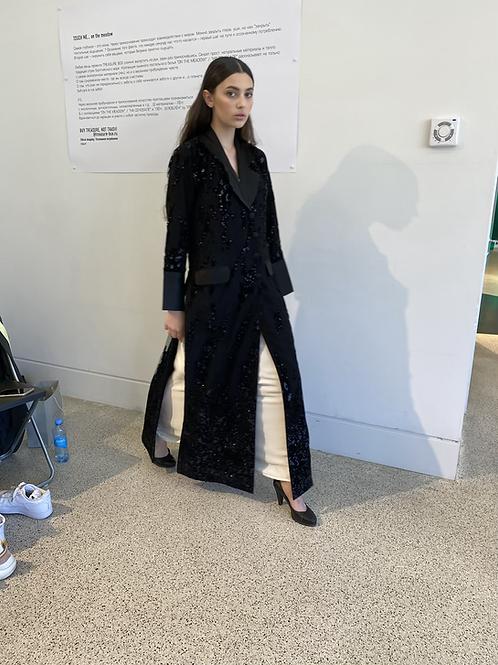 Waad Jacket dress abaya