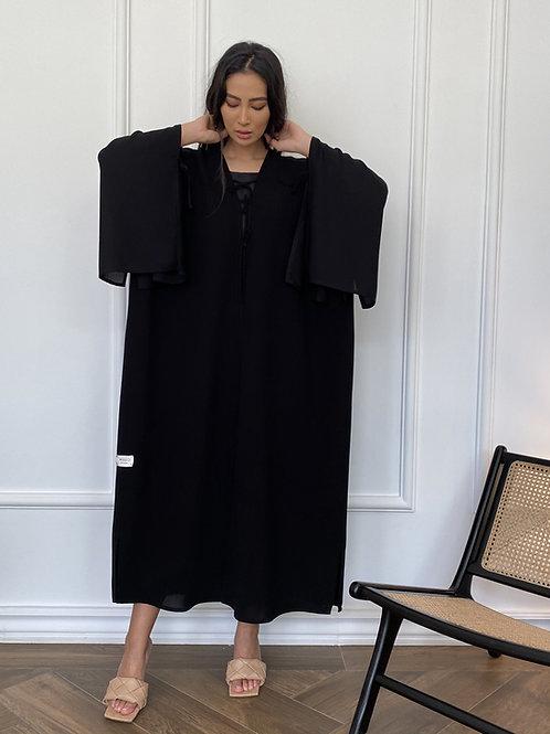 The Kimono sleeve Abaya