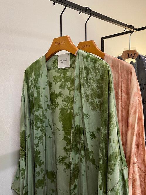Limited Tie Dye Abaya