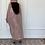Thumbnail: The silk Dye, reversible abaya