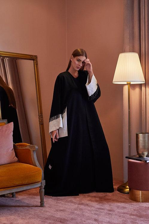 Pocket Detailed abaya