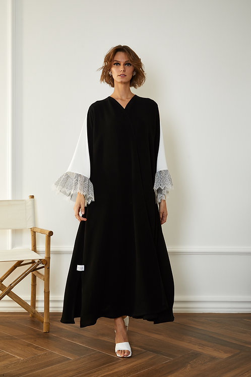 The Lacy sleeves