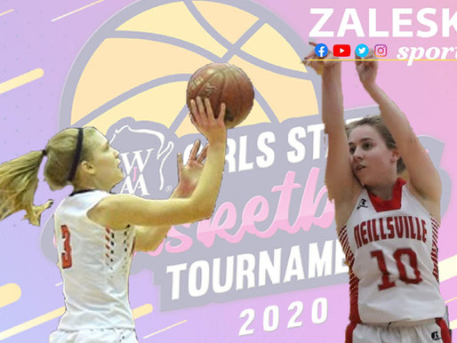 2020 WIAA STATE GIRLS BASKETBALL PLAYOFFS, SECTIONAL SCORES