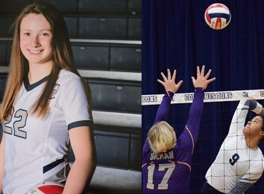 AREA VOLLEYBALL PLAYERS INVITED TO NATIONAL SHOWCASE