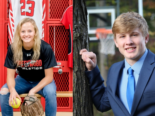 GREENWOOD NAMES 2020 SCHOLAR ATHLETES