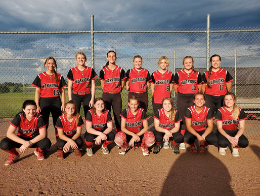 NEILLSVILLE SOFTBALL CLAIMS CONFERENCE TITLE