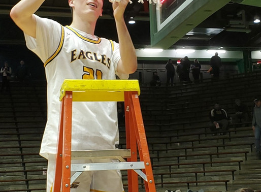 DELTA WINS TITLE ON LATE SHOT; WAPAHANI, COWAN ALSO SECTIONAL CHAMPS