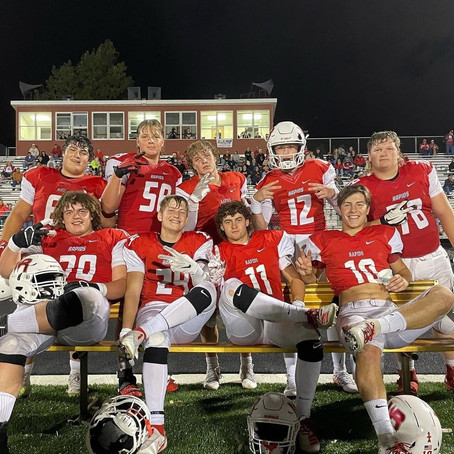 WISCONSIN RAPIDS FOOTBALL DOWNS APPLETON WEST TO GRAB SHARE OF VFA TITLE