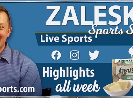 ZALESKI SPORTS SHOW - FEBRUARY 3, 2020