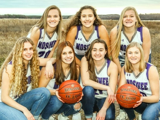 MOSINEE GIRLS BASKETBALL WITHIN STRIKING DISTANCE OF CONFERENCE TITLE